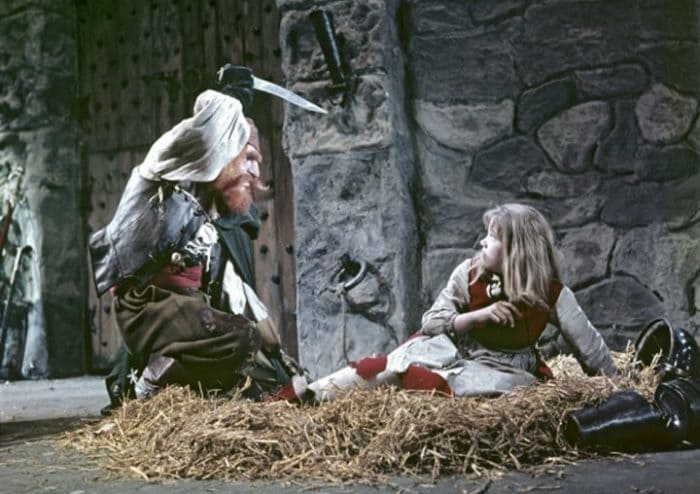Кадр из фильма *Снежная королева*, 1966 | Фото: aeslib.ru