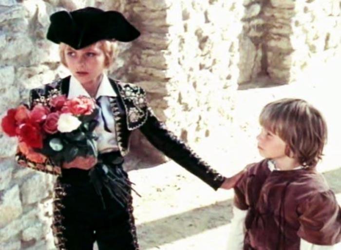 Кадр из *Сказки о Звездном мальчике*, 1983 | Фото: teleprogramma.pro