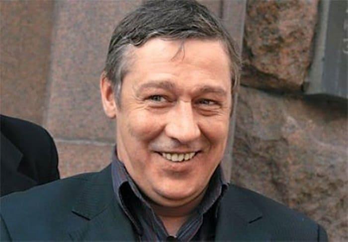 Заслуженный артист РФ Михаил Ефремов | Фото: kino-teatr.ru