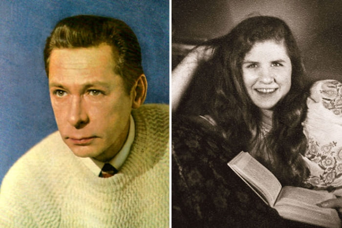Родители Анастасии – Олег Ефремов и Ирина Мазурук   Фото: kino-teatr.ru