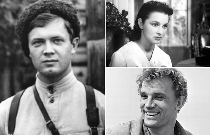Советские актеры, чья жизнь оборвалась из-за нелепых несчастных случаев | Фото: kino-teatr.ru и peoples.ru