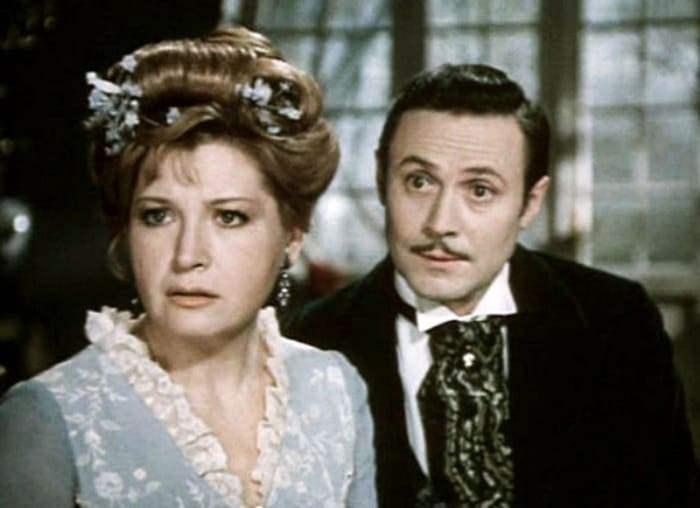 Кадр из фильма *Летучая мышь*, 1978 | Фото: kino-teatr.ru