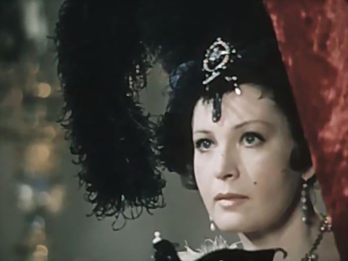 Людмила Максакова в роли Розалинды | Фото: kino-teatr.ru