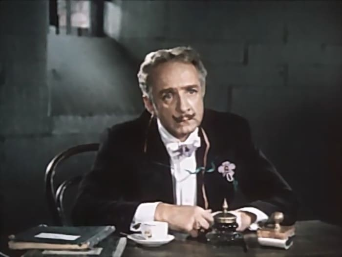Игорь Дмитриев в фильме *Летучая мышь*, 1978 | Фото: kino-teatr.ru
