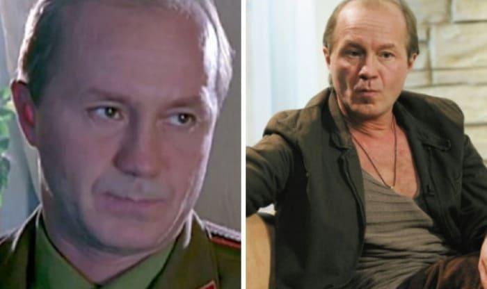Андрей Панин в роли особиста Ворона и в последние годы жизни | Фото: 24smi.org