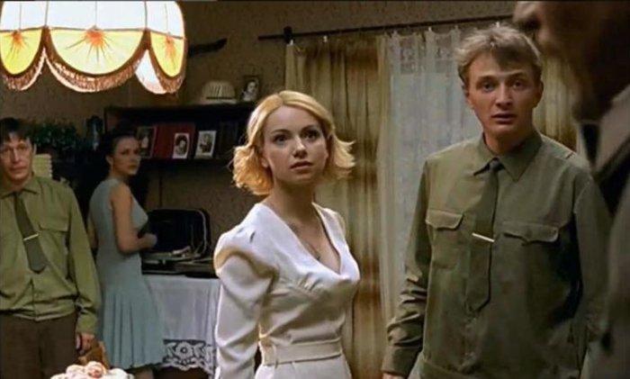 Кадр из фильма *Граница. Таежный роман*, 2000 | Фото: domkino.tv