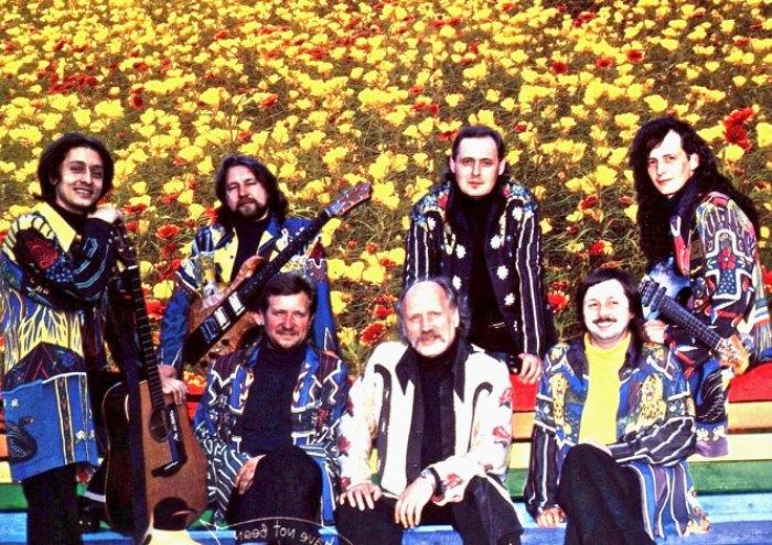 *Песняры*, 1995 г., 35-й состав | Фото: vma-pesnyary.com