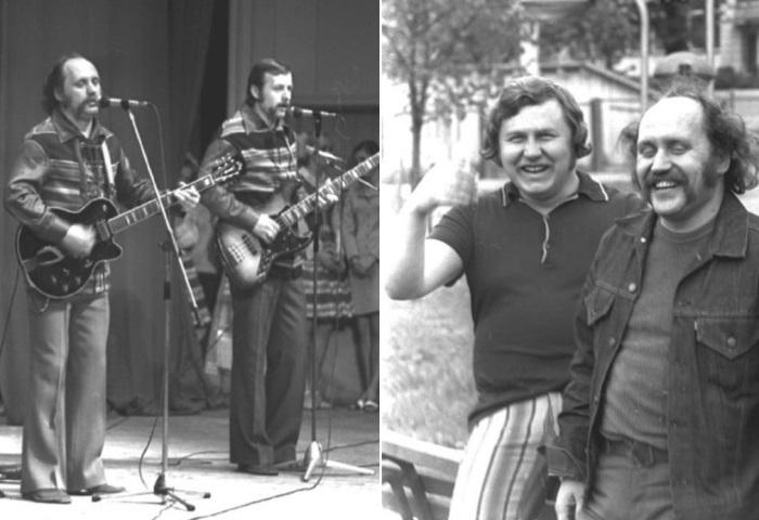 *Песняры* на сцене и за ее пределами | Фото: gorod.tomsk.ru