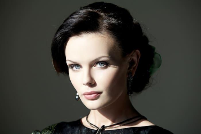 Модель Юлия Лошагина | Фото: fotogl.com