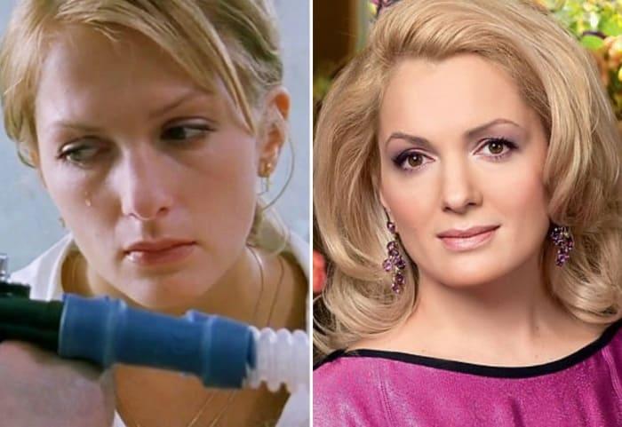 Мария Порошина тогда и сейчас | Фото: kino-teatr.ru
