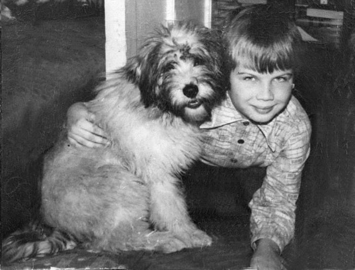 На этом фото Паше Коноплеву 6 лет. Уровень IQ – 169
