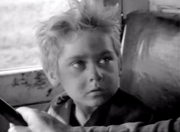 Павлик Борискин в фильме *Судьба человека*, 1959 | Фото: kino-teatr.ru