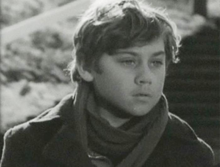 Павел Полунин в киноальманахе *Путешествие*, 1966 | Фото: kino-teatr.ru