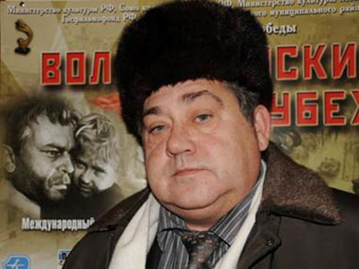 Павел Полунин в наши дни | Фото: kino-teatr.ru