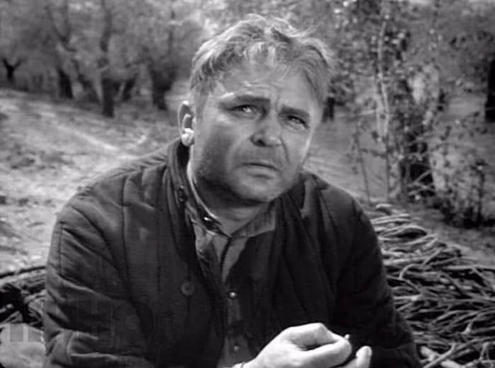 Сергей Бондарчук в роли Андрея Соколова, 1959 | Фото: kino-teatr.ru