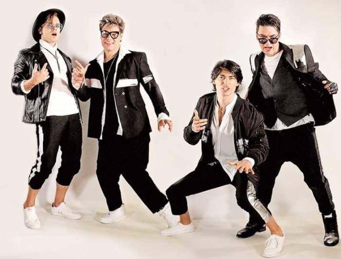 Современный состав группы *На-На* | Фото: wday.ru