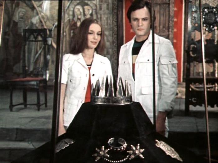 Наталия Трубникова и Николай Еременко в фильме *31 июня*, 1978 | Фото: kino-teatr.ru