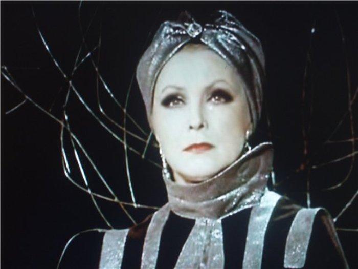 Вия Артмане в фильме *Театр*, 1978 | Фото: kino-teatr.ru