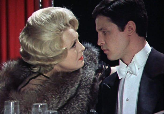 Кадр из фильма *Театр*, 1978 | Фото: sboy.net