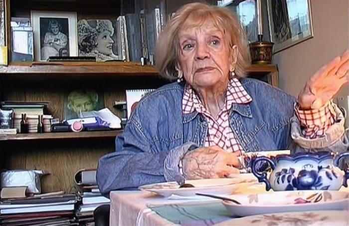 Звезда советского кино 1930-1940-х гг. Марина Ладынина | Фото: 24smi.org