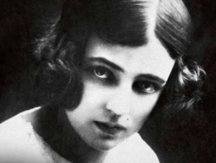Марина Ладынина в 1920-х гг. | Фото: 7days.ru