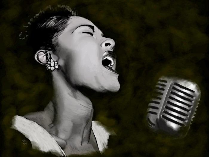 Билли Холидей, легенда американского джаза, исполнила одну из первых джазовых обработок песни *Summertime*