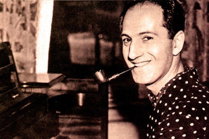 Один из самых популярных американских композиторов Джордж Гершвин