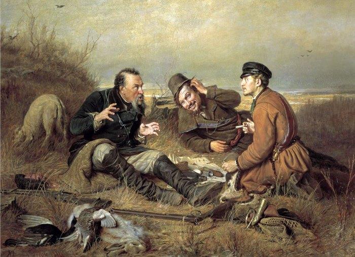�. �����. �������� �� �������, 1871   ����: hudojnik-peredvijnik.ru
