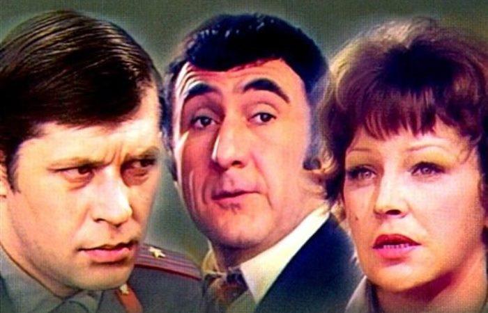 Знаменский, Томин и Кибрит – легендарные ЗнаТоКи | Фото: kinomafia.tv