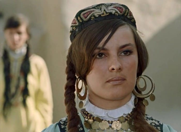 Татьяна Ткач в фильме *Белое солнце пустыни*, 1969 | Фото: kino-teatr.ru