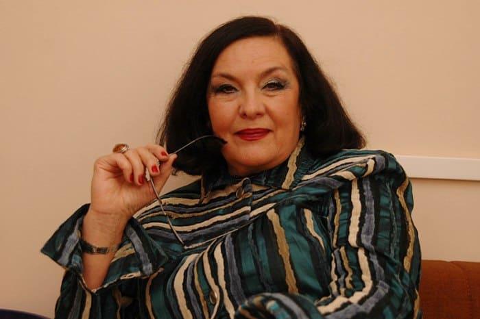 Народная артистка РФ Татьяна Ткач | Фото: kino-teatr.ru