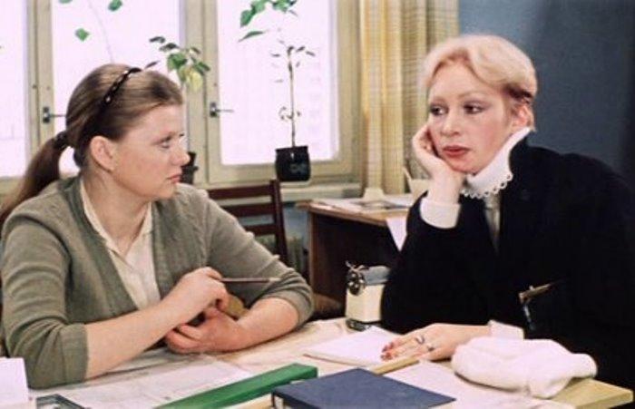 Кадр из фильма *Самая обаятельная и привлекательная*, 1985   Фото: cinejournal.org
