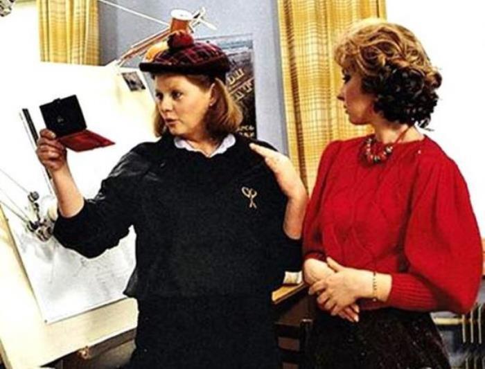 Кадр из фильма *Самая обаятельная и привлекательная*, 1985   Фото: mtdata.ru