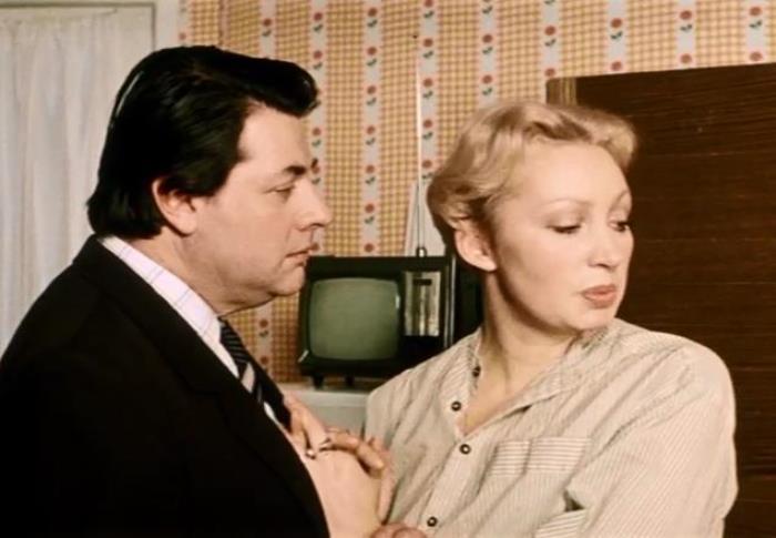 Кадр из фильма *Самая обаятельная и привлекательная*, 1985   Фото: kino-teatr.ru