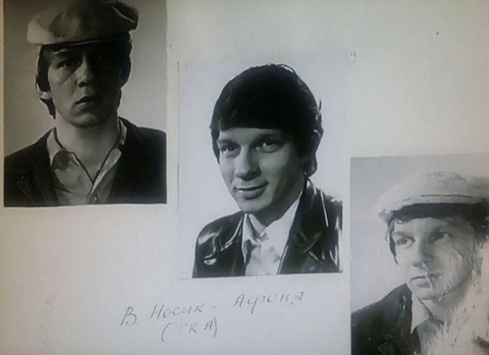 Фотопробы Владимира Носика на роль Афони | Фото: prikolno.cc