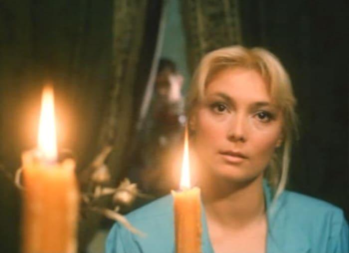 Лариса Белогурова в фильме *Гений*, 1991 | Фото: kino-teatr.ru