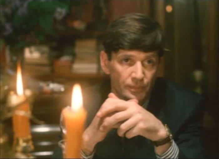 Александр Абдулов в фильме *Гений*, 1991 | Фото: kino-teatr.ru