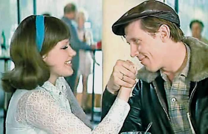 Кадр из фильма *Единственная*, 1975 | Фото: aif.ru