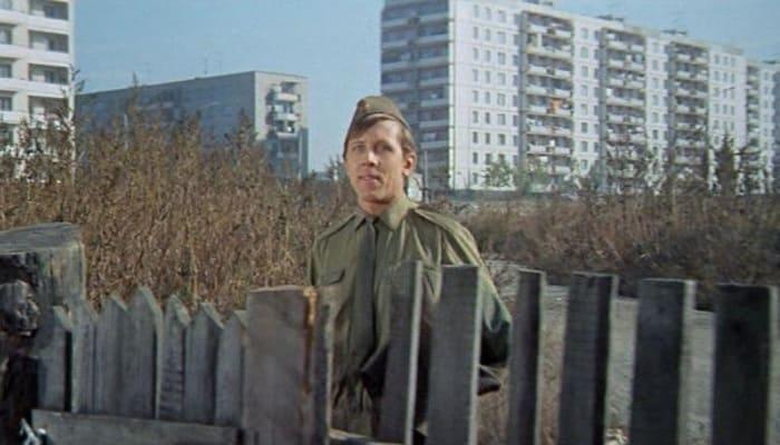 Валерий Золотухин в фильме *Единственная*, 1975 | Фото: vokrug.tv