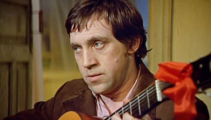 Владимир Высоцкий в фильме *Единственная*, 1975 | Фото: vokrug.tv