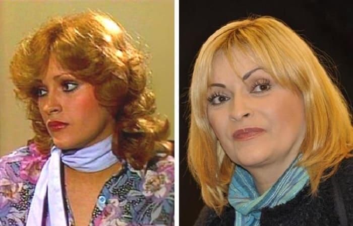 Росио Банкельс в 1980-х гг. и в наши дни | Фото: ivi.ru