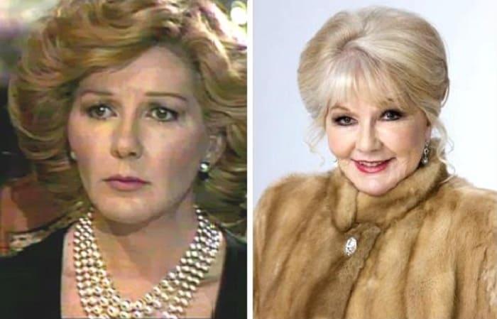 Алисия Родригес в 1980-х гг. и в наши дни | Фото: ivi.ru