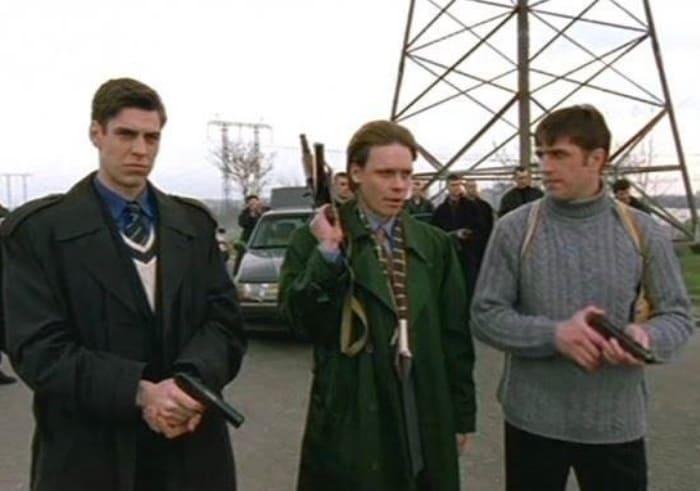 Кадр из фильма *Бригада*, 2002 | Фото: rep.ru