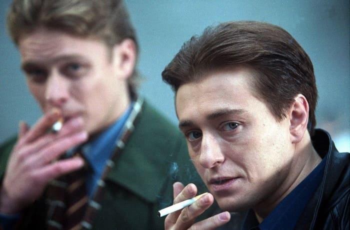 Павел Майков и Сергей Безруков | Фото: rep.ru
