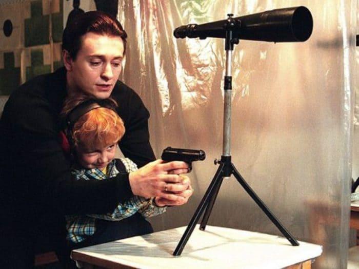 Сергей Безруков в роли Саши Белого | Фото: eg.ru