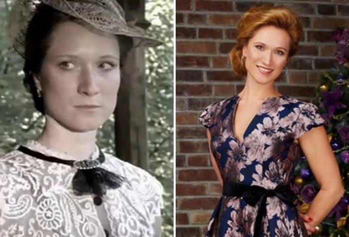Мария Киселева в 2003 и в 2017 гг. | Фото: 24smi.org