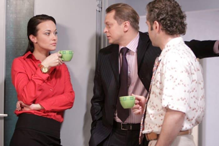 Кадр из сериала *Маргоша* | Фото: kino-teatr.ru