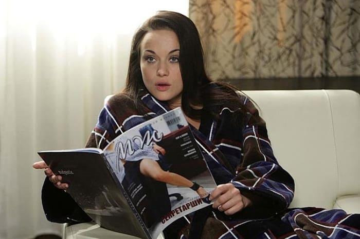 Мария Берсенева в сериале *Маргоша* | Фото: 24smi.org