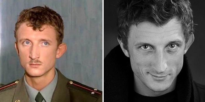 Игнатий Акрачков в сериале *Солдаты* и в наши дни | Фото: videoboom.cc