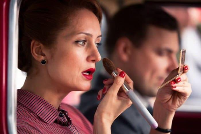 Виктория Исакова в роли Инги Хрусталевой | Фото: kino-teatr.ru
